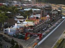 5 jeunes frappent un vigile aux 24 Heures de Spa-Francorchamps