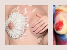 Cette artiste transforme les seins des femmes en art pour dénoncer la censure d'Instagram
