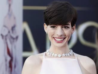 Oscarwinnares Anne Hathaway last rustpauze in
