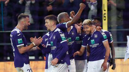 Wij vroegen aan 50 paars-witte boegbeelden: haalt Anderlecht play-off 1? Maar liefst 40% zegt 'ja'