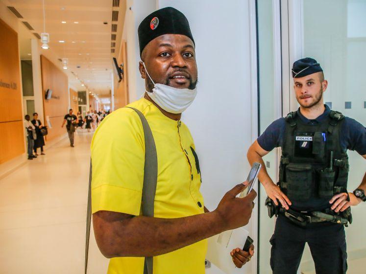 Man die kunst roofde uit Afrika-museum voor rechter
