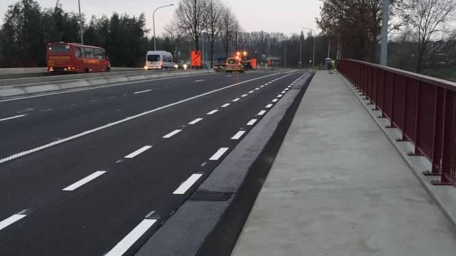 Herstellingswerken Tweebruggenlaan afgerond