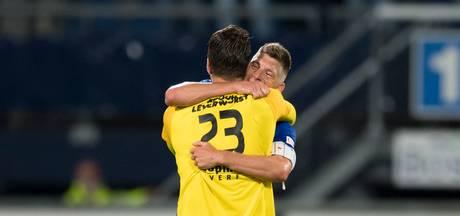 Uitblinkende Van der Steen helpt Heerenveen aan punt
