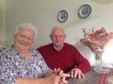 Noud en Luus de Groot vieren hun diamanten feest in Oisterwijk