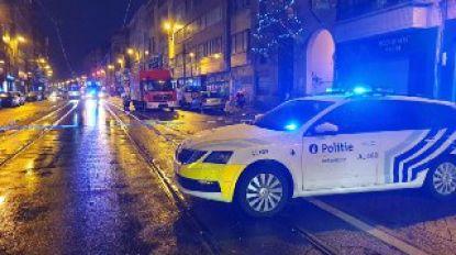 Politie arresteert twee mannen na wilde achtervolging door centrum Antwerpen