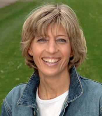 Ilse Uyttersprot, de burgemeester van de Belgische stad Aalst. FOTO FACEBOOK