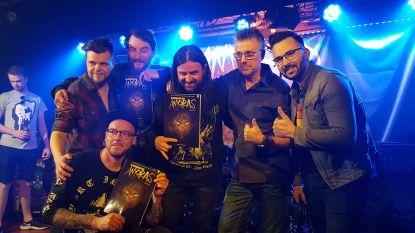 "Metalband Fleddy Melculy lanceert nieuw album van stripreeks Amoras: ""Geweldig om te doen"""