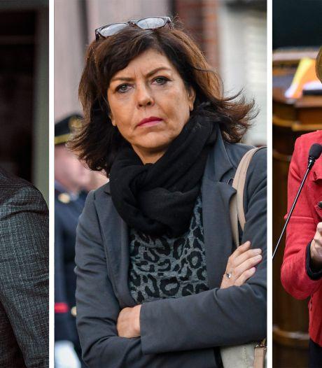 Des politiques au front: Bouchez, Milquet et Fonck volontaires pour aider les hôpitaux et maisons de repos