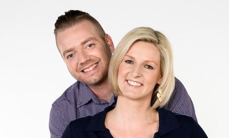Nick en Veerle tellen af naar de geboorte van hun eerste kindje.