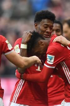 Bayern laat HSV beteuterd achter na achtklapper