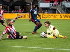 FC Eindhoven gaat in het laatste kwart onderuit bij Sparta en blijft puntloos