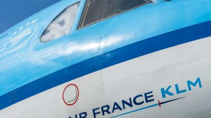 KLM groeit sterker dan zusterbedrijf Air France
