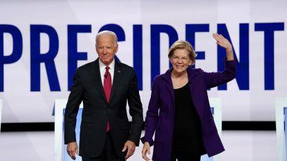 Elizabeth Warren zou 'ja' zeggen als Biden haar als running mate vraagt