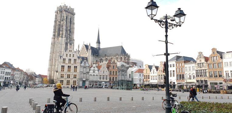 De Sint-Romboutskathedraal in Mechelen