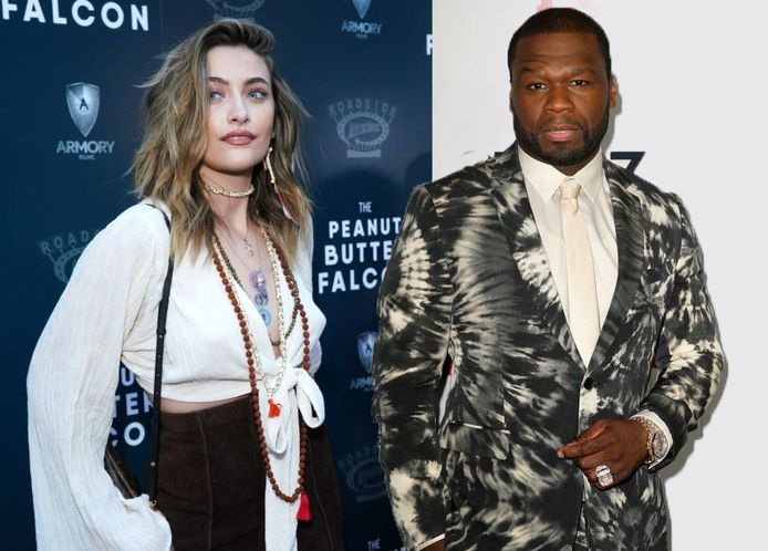 Paris Jackson / 50 Cent