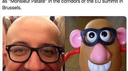 Buitenlandse pers heeft weinig aandacht voor benoeming 'Mr. Potato Head'