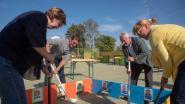 Lijsttrekkers bekampen elkaar ook sportief op Sporteldag in Laarne