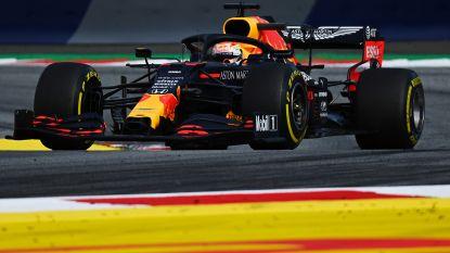Verstappen snelste in tweede vrije training, Ricciardo crasht zwaar, Ferrari's (weer) niet op het voorplan
