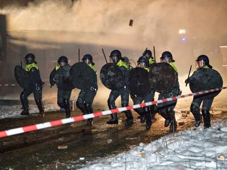 Politie en brandweer houden grote oudjaarsoefening in Alphen