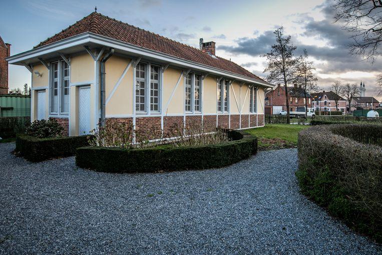 Het Melkhuisje in Beringen.