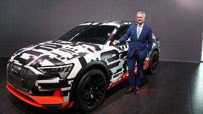 80.000 euro, en toch al veel vraag naar Audi e-tron