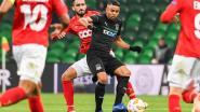 Standard in slotfase onderuit tegen Krasnodar, Wanderson uitblinker bij Russen met doelpunt en assist