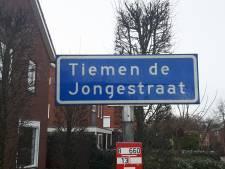 Nieuwe straatnaambordjes in Hellendoorn, opdat wij nooit vergeten