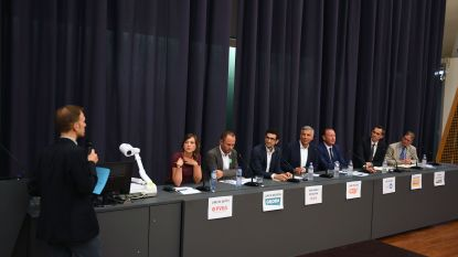 Nieuwe coalitie: sp.a/Groen/CD&V