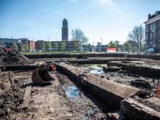 Zwolse archeologen nieuwsgierig naar mogelijke schatten uit oud riool