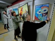 Galerie Kunstkijk gaat dicht. Een nieuwe plek voor de kunstenaars is onzeker
