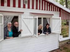 Elf Bergse vakantiehuisjes weer terug op de kaart