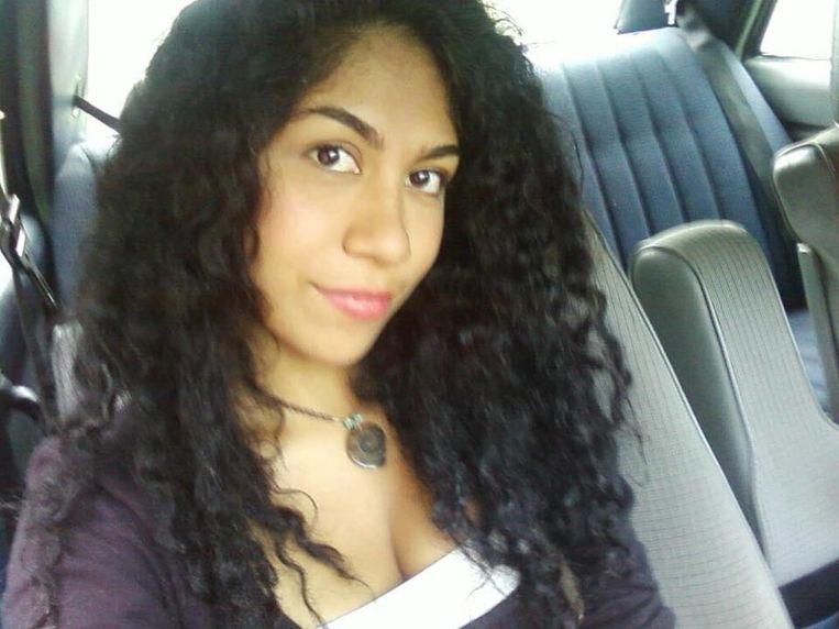 Slachtoffer Berenice Osorio.