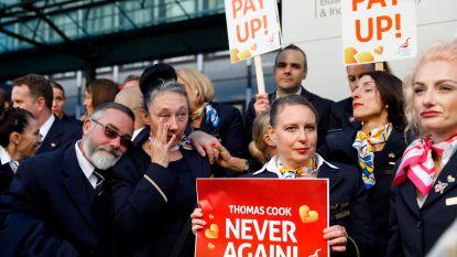 """""""Verdwenen miljoenen Thomas Cook zijn pijnlijke zaak voor de 500 werknemers die op straat staan"""""""