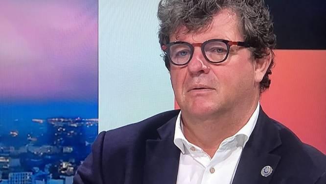 """Bart Tommelein (Open Vld) over debacle met zonnepanelen: """"Ik ben niet trots dat dit nu gebeurt"""""""
