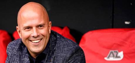 AZ-trainer Arne Slot gaat jeugd in geboorteplaats Bergentheim leren voetballen