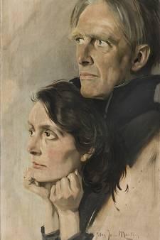 Beversluis en  Van Meegeren, een zwart duo