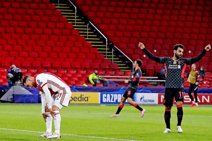 Tagliafico baalt na zijn eigen goal