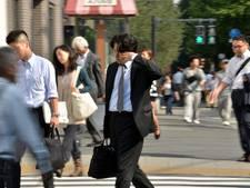 Japan werpt Rocky in de strijd tegen overwerken