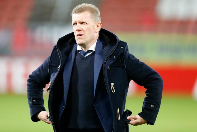 De mannen van coach Robin Pronk speelden gelijk bij FC Den Bosch.
