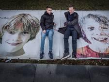 Jules en Kasper zien zichzelf veel jonger en veel groter terug in Gennep