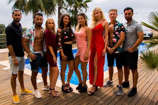De deelnemers van De Villa.