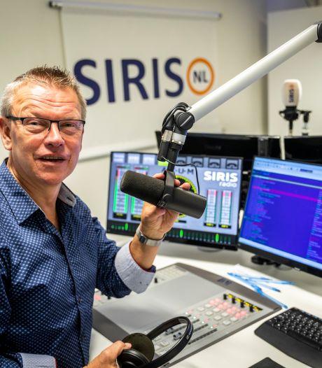 Piet Berkers is op en top radioman: 'In 32 jaar al ruim 25.000 nummers gedraaid'