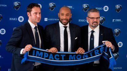 """Olivier Renard ziet als sportief directeur van Montreal Impact de MLS hervatten: """"Makelaars hebben hier pak minder macht"""""""