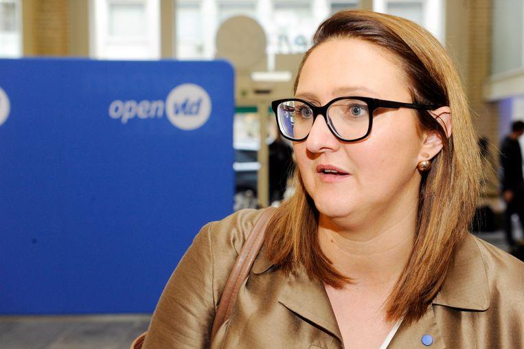 Gwendolyn Rutten, voorzitter Open Vld