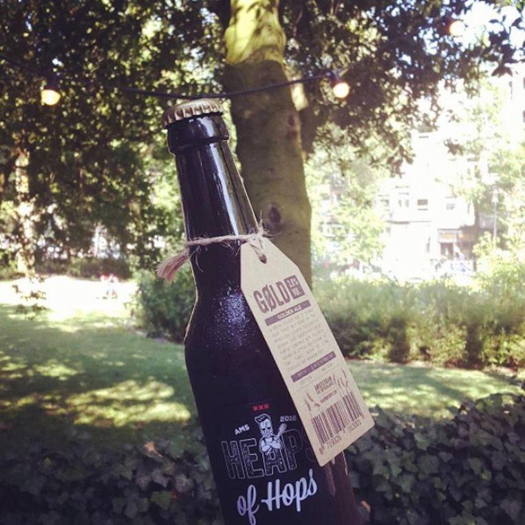 null Beeld Heaps of hops