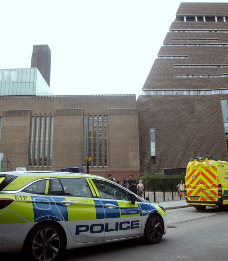 Un adolescent arrêté après avoir poussé un enfant du 10e étage du musée Tate Modern de Londres