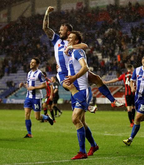 Bournemouth verslikt zich in FA Cup in Wigan