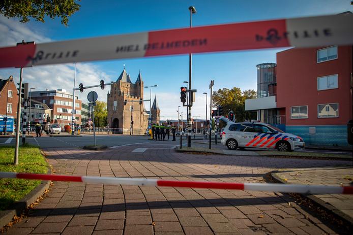 Bij een steekincident in Haarlem zijn zaterdagochtend drie gewonden gevallen.