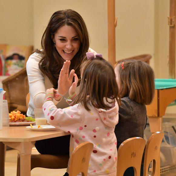 Kate bezocht deze week de Stockwell Gardens Nursery & Pre-school in London.