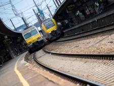 La moitié des trains rouleront lors de la grève ce samedi